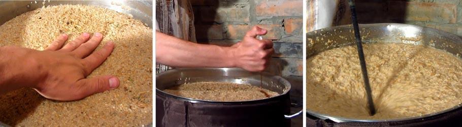 рецепт приготовления зерновой браги